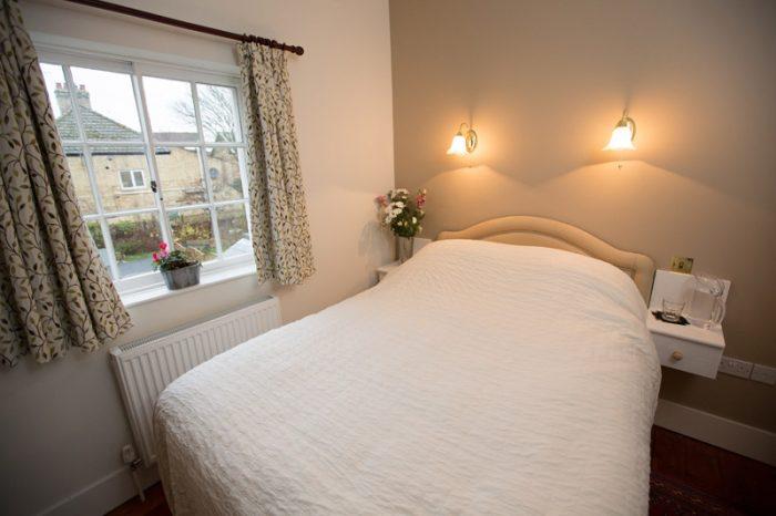 5 Chapel Street - Bedroom Three double bed and window
