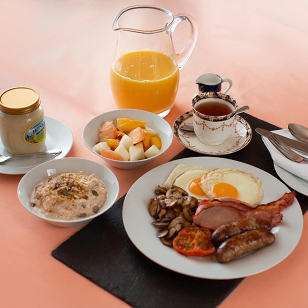 5 Chapel Street B&B Breakfast